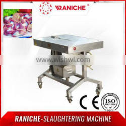 Chicken By-Products Processing Equipment Gizzard Membrane Peeler