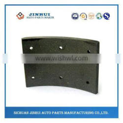 right hand drive semi truck brake drums parts for Dongfeng EQ153