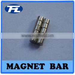 NdFeB Permanent Magent,Bar Shape With Nickel Coating