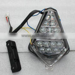 led motorcycle tail lights with turn light for Yamaha YZF R1