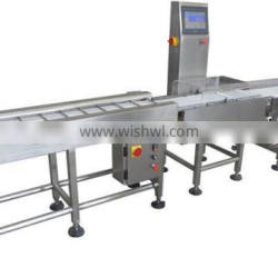 Checkweigher Type Frozen Fish automatic weight sorting machine with 3-12 gates, levels