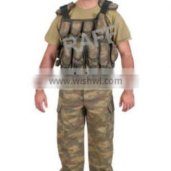 Army Camouflage Tactical Vest Green Colour
