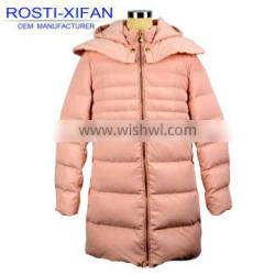 Newest Fashion Kids Duck Down Jacket With Hood for Children Winter Jacket