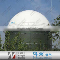 CE Certificated Double Membrane Gas Storage Roof, for digester tank