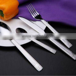 GW04 Stainless Steel Cutlery Sets of High Quality