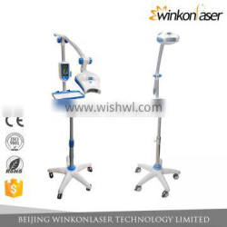 Wholesale OEM ODM approved 2 years warranty tooth whitening gel beauty machine