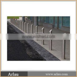 Road Safety Stainless Steel Traffic Parking Barrier