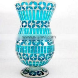 hot sale high quality different types glass vase Supplier's Choice