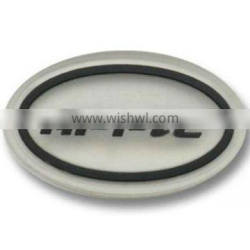 silicone trademark ,clothes labels, luggage tags