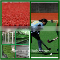 2016 Sporting Artificial grass&synthetic grass turf for Hocky,tennis,gateball and rugby field