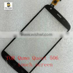 New Touch Screen Touch Panel digitizer FOR Qumo Quest 506 Smartphone Sensor Replacement