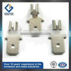 metal stamping parts brass connector