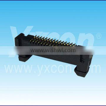 Dongguan Yxcon 1.27mm pitch dual row vertical SMT Ejector header