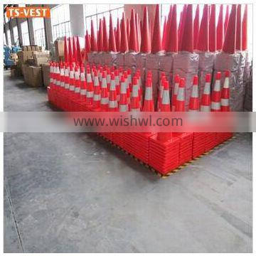 Roadway safety Products Plastic Led Light Traffic Cone