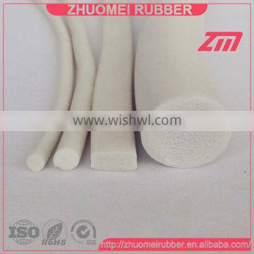 Silicone Sponge Round Sections