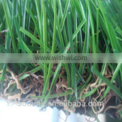 Hot selling 4 colors natural ornament leisure synthetic grass for balcony