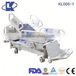 hot sale cheap patient bed parts patient bed parts Three function manual medical patient hospital bed price parts