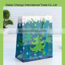 High quality colorful cute printing paper gift shopping bag