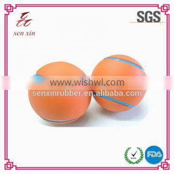 Factory promotional soft rubber ball