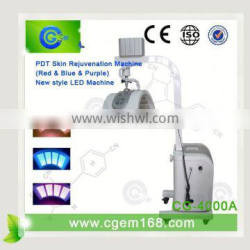 630nm Blue Super Quality Hot-sale Skin Rejuvenation Led Facial Light Therapy Machine Pdt Led Therapy Beauty Machine For Skin Care