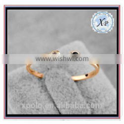 FACTORY PRICE HOT SELLING!!! Newest Style Crystal gold ring designs for boys