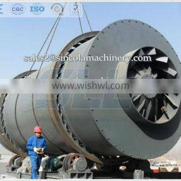 China Factory Price dryer for drying sand