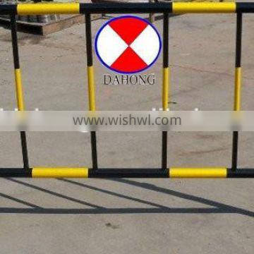 High quality temporary movable barrier GA012 for road propect