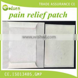 hot pain patches, pain relief Chinese herbal plaster
