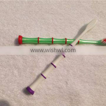 Personalized design toothbrush for home and personal tooth care