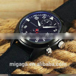 stainless steel case chronograph luxury watches for men