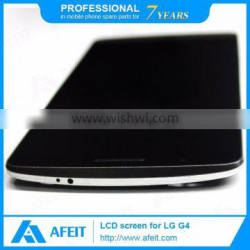 China supplier 0riginal LCD Screen with Frame For LG G4 H810 H811 H815 VS986 LS991 F500L , LCD with Touch Screen For LG G4