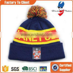 high quality mens winter hat with your own logo Quality Choice