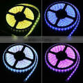 Colorful flexible LED strip with SMD 5050,color changing led rope light