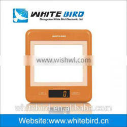 optional digits colour glass kitchen Scales