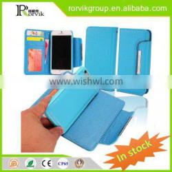 desk phone holder case leather with great price for iPhone 6 4.7 inch