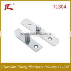 bathroom glass clamp shower hinge patch fitting