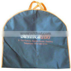 210D polyester garment cover
