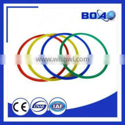 agility platic sports training speed agility hoops rings