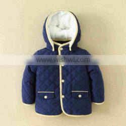 2014 MOM AND BAB winter kids clothes supplier, boys jackets hooded