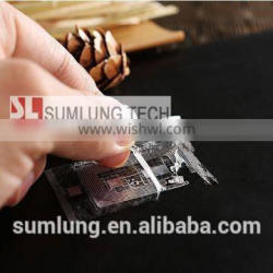 Non-Removable Fragile NFC Stickers Ntag203 anti-fake NFC label tag, Ruined/Damaged/Broken once removed
