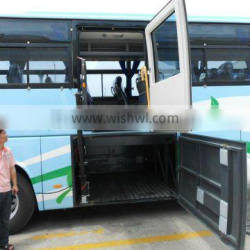 CE Bus lift Electric Rotating Wheelchair Lift Used For Tourist Bus