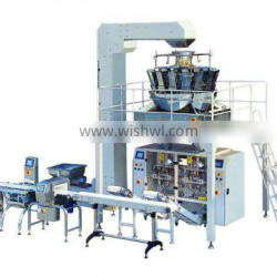 High Quality kidney bean table salt peanuts packaging machinery
