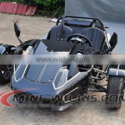CE Approved Single Cylinder,Water Cooled ZTR 250CC Roaster Trike