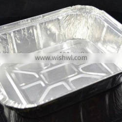 Aluminum foil tray for Barbecue
