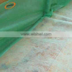 biodegradable dark spunbond nonwoven fabric cheap weed control fabric anti grass mat ground cover