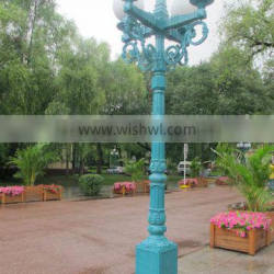 High Quality Cast Iron Street Lamps for Sale