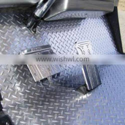 Perforated Slotted hole Anti-slip Expanded Metal mesh sheet
