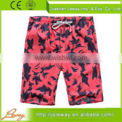 Cheap funny mens baggy polyester spandex shorts wholesale Supplier's Choice