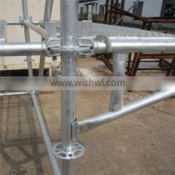 Well-processed Ringlock Scaffolding For Construction