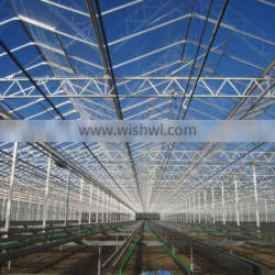 SP-V-96 Venlo Multi-Span Glass Greenhouse for vegetables and flowers